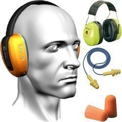 אטמי אוזניים ואוזניות נגד רעש