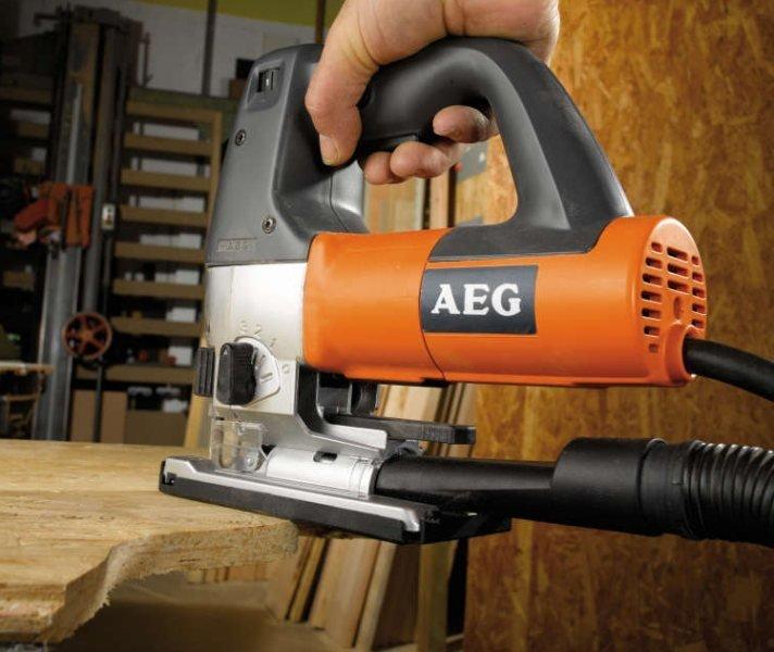 מסור אנכי - AEG STEP 1200 BX