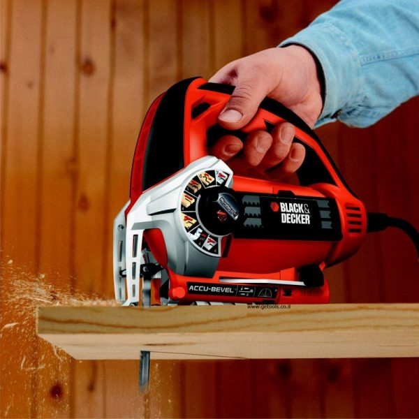 מסור אנכי Black and Decker B-KS900SK