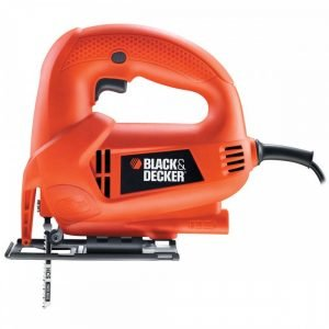 מסור אנכי בלק אנד דקר Black & Decker B-KS600E