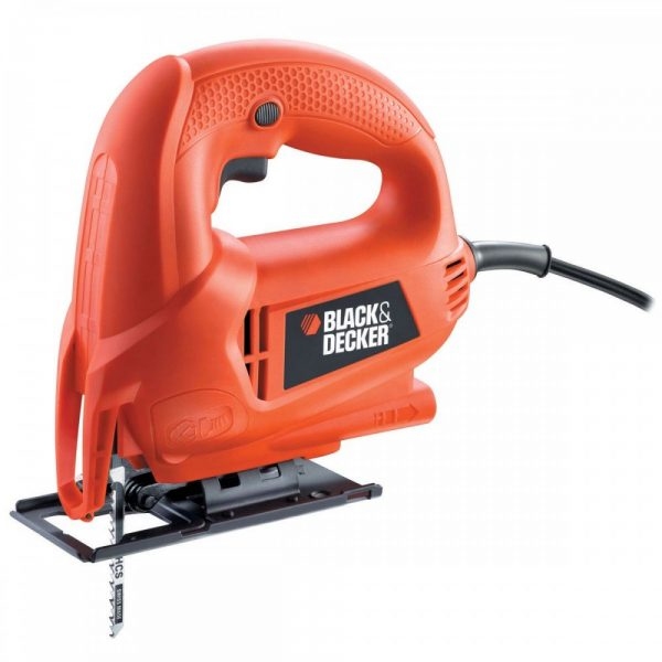 מסור אנכי Black & Decker B-KS600E