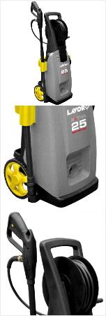 תיאור - מכונת שטיפה בלחץ לבור LAVOR Extra 25