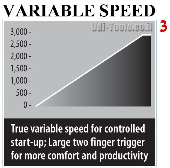 שליטה אלקטרונית על מהירות הסיבוב