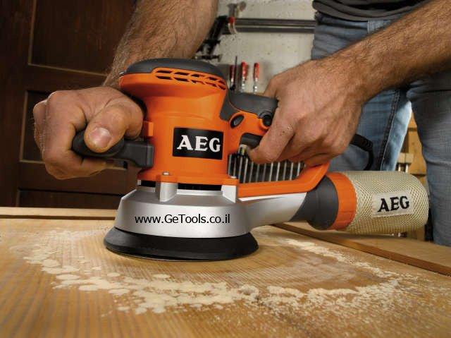 חיבור למיכל איסוף - AEG EX 150 E