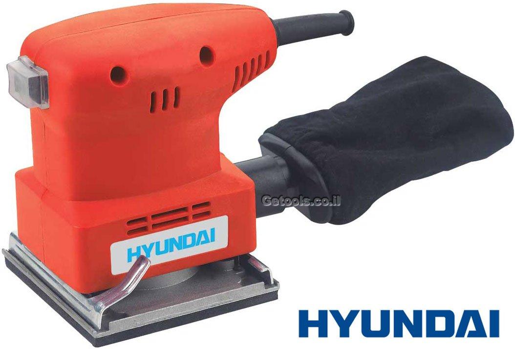 מלטשת רוטטת מלבנית דגם Hyundai hd2064