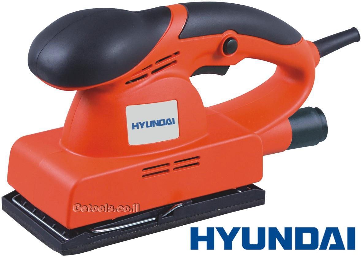 מלטשת רוטטת יונדאי Hyundai HD2003