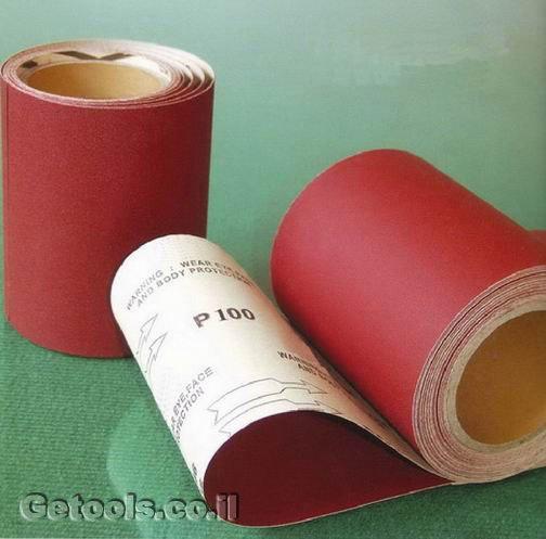 נייר לטש נפוץ הנרכש לפי מטר