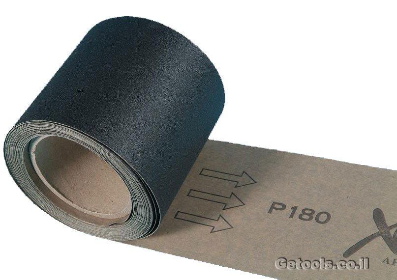 נייר לטש רגיל נפוץ נמכר לפי מטר