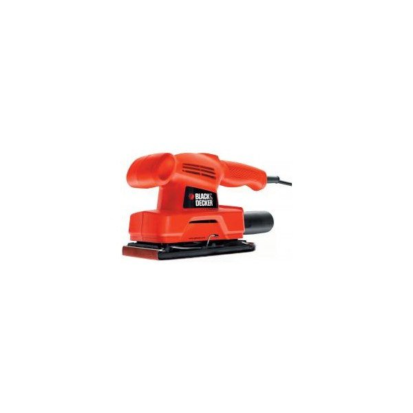 מלטשת רוטטת בלק אנד דקר Black&Decker B-KA300