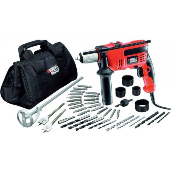 מקדחה רוטטת Black and Decker B-CD714CREW2