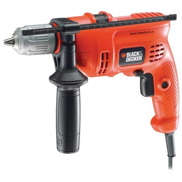 מקדחה רוטטת Black and Decker B-KR604CRES