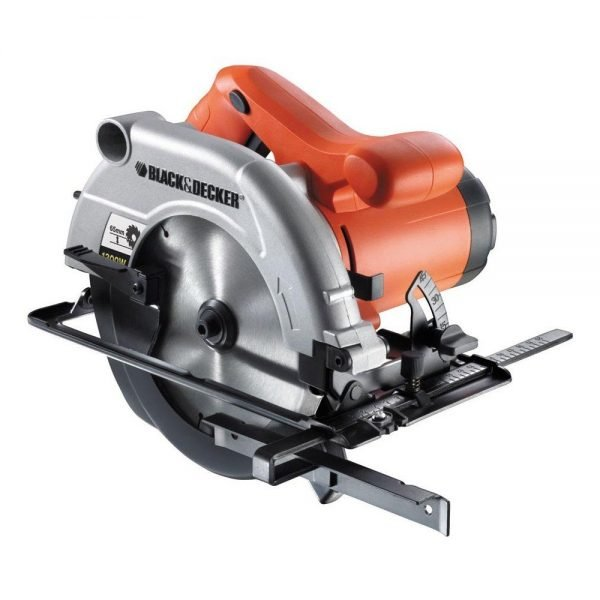 "מסור עגול - בלק אנד דקר ""7-1/2 Black and Decker KS1300"
