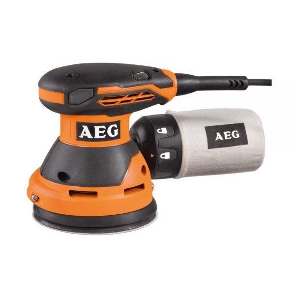 מלטשת אקצנטרית - AEG EX 125 ES