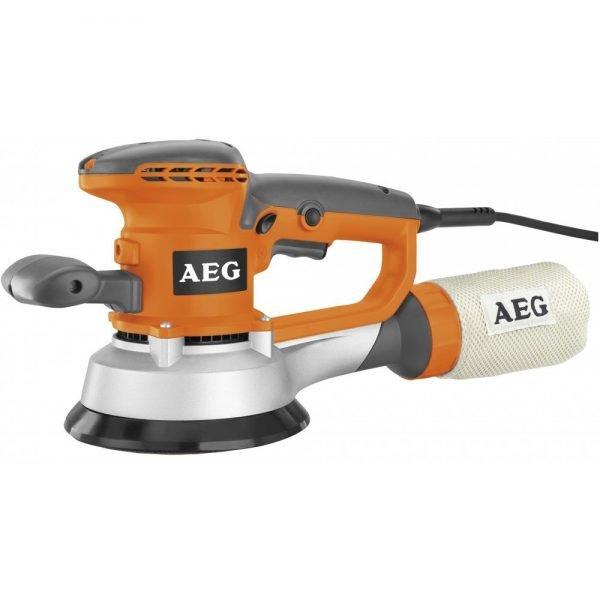 מלטשת אקצנטרית - AEG EX 150 E