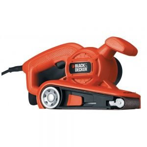 מלטשת סרט בלק אנד דקר Black and Decker B-KA86
