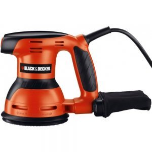 "מלטשת אקצנטרית ""5 בלק אנד דקר Black and Decker B-KA198"