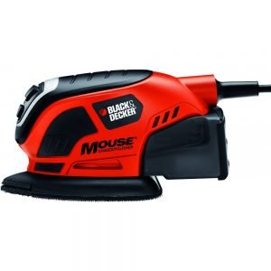 מלטשת עכבר בלק אנד דקר Black and Decker B-KA1000