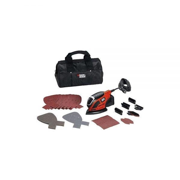מלטשת עכבר Black and Decker B-KA1000