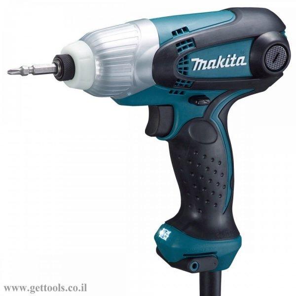 מברגת אימפקט - מקיטה דגם Makita TD0101F