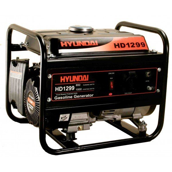 גנרטור 1000 וואט Hyundai HD1299