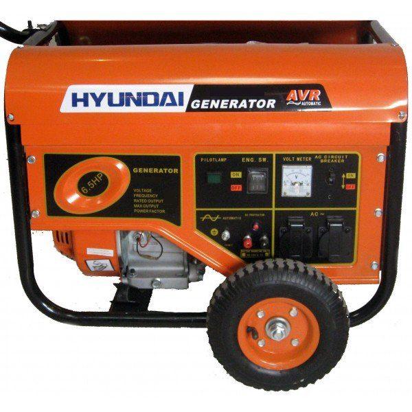 גנרטור יונדאי HD-6500 Hyundai