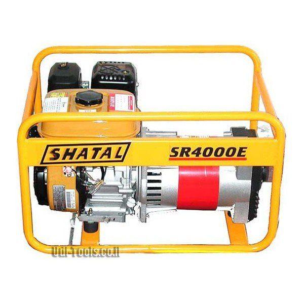 גנרטור חד פאזי שטל Shatal SR4000E