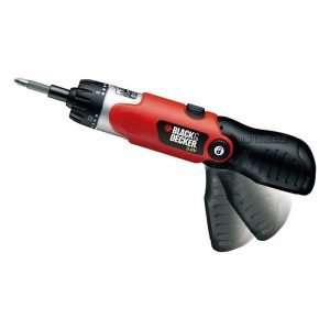 מברגת כף יד – BLACK and DECKER עם קלאץ' דגם KC9039