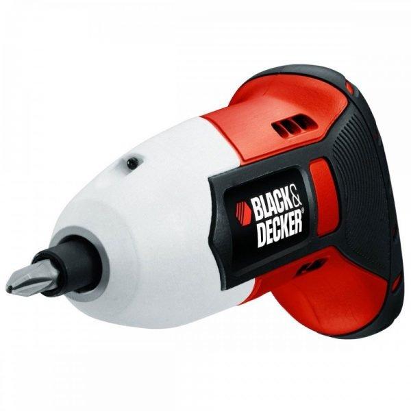 מברגת ג'יירו Black & Decker B-BDCS36G 3.6V