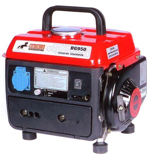 גנרטור קטן ברונקו BRONCO BG950 MITSUBISHI