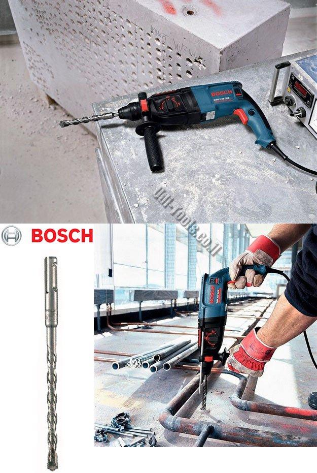 פטישון חציבה / קידוח בוש   Bosch 2-26 DFR