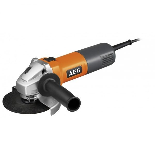 משחזת זווית קטנה - AEG WS 6-125