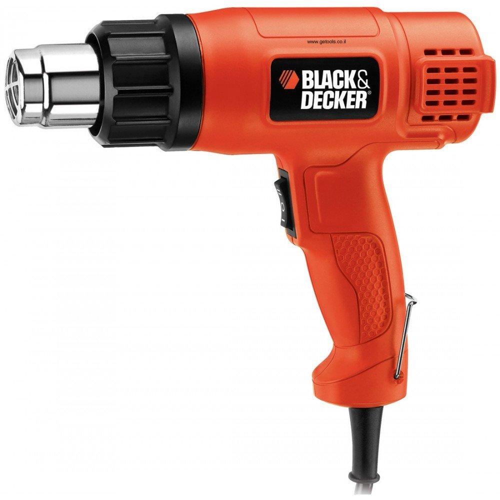 אקדח חום בלק אנד דקר Black and Decker B-KX1650