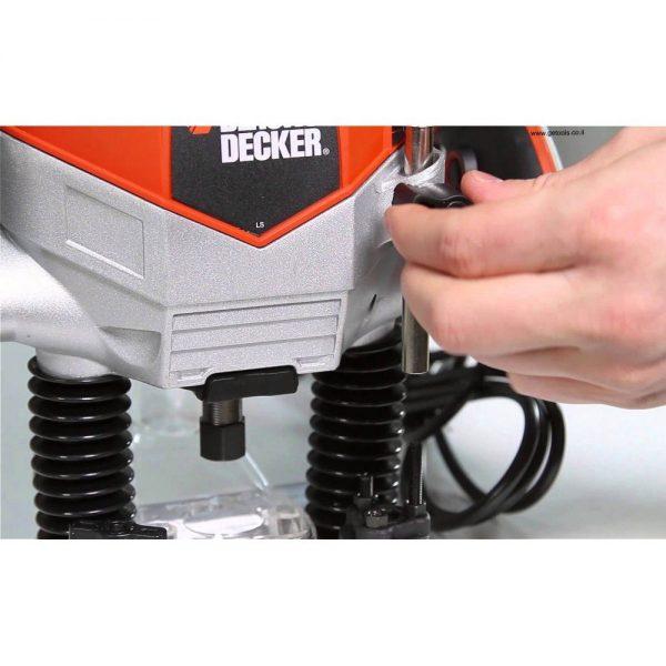 רוטר - BLACK & DECKER דגם B-KW900E