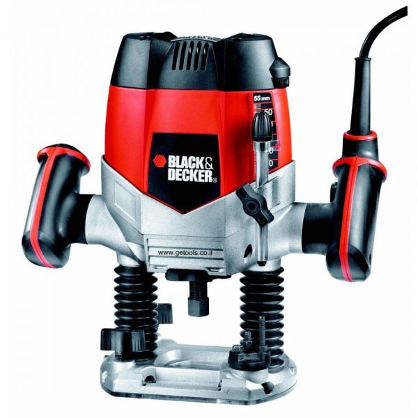 רוטר - BLACK and DECKER דגם KW900E