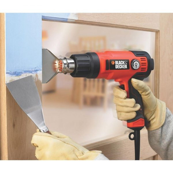מפזר חום Black and Decker B-KX2200K