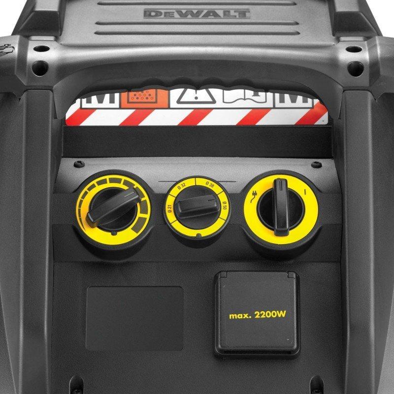 DeWalt DWV902M שואב תעשייתי