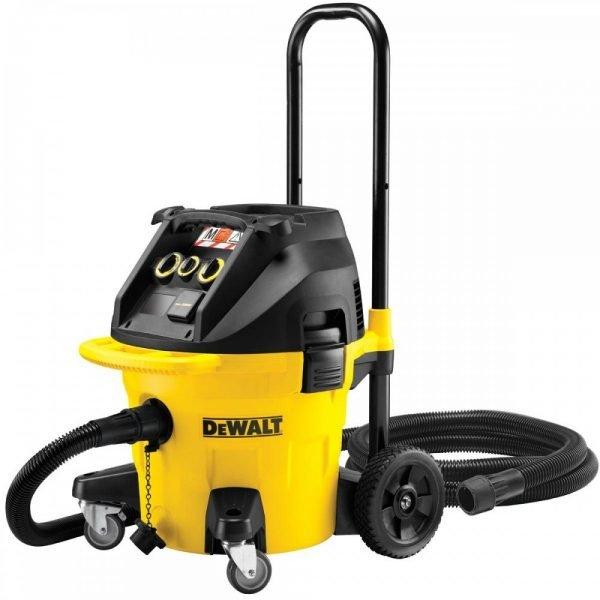 שואב אבק רטוב/יבש דיוולט DeWalt DWV902M