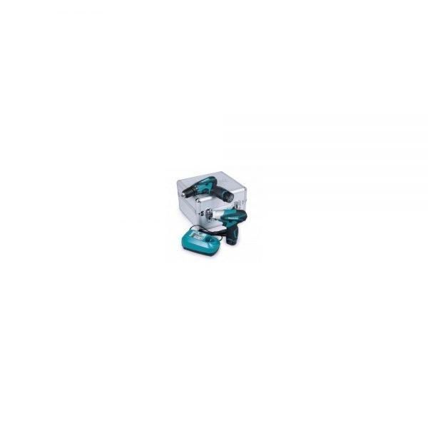 סט מברגה + אימפקט LCT204 10.8V