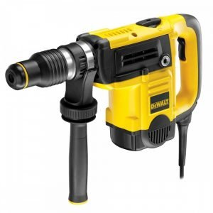 "פטיש חציבה 5.8 ק""ג DEWALT D25820KIT"
