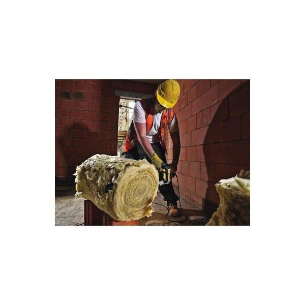 מסור אליגטור לחיתוך איטונג,בלוקים,עץ וצמר סלעים DEWALT DWE397